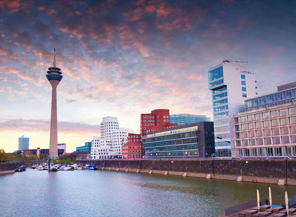 serviced apartments in Düsseldorf
