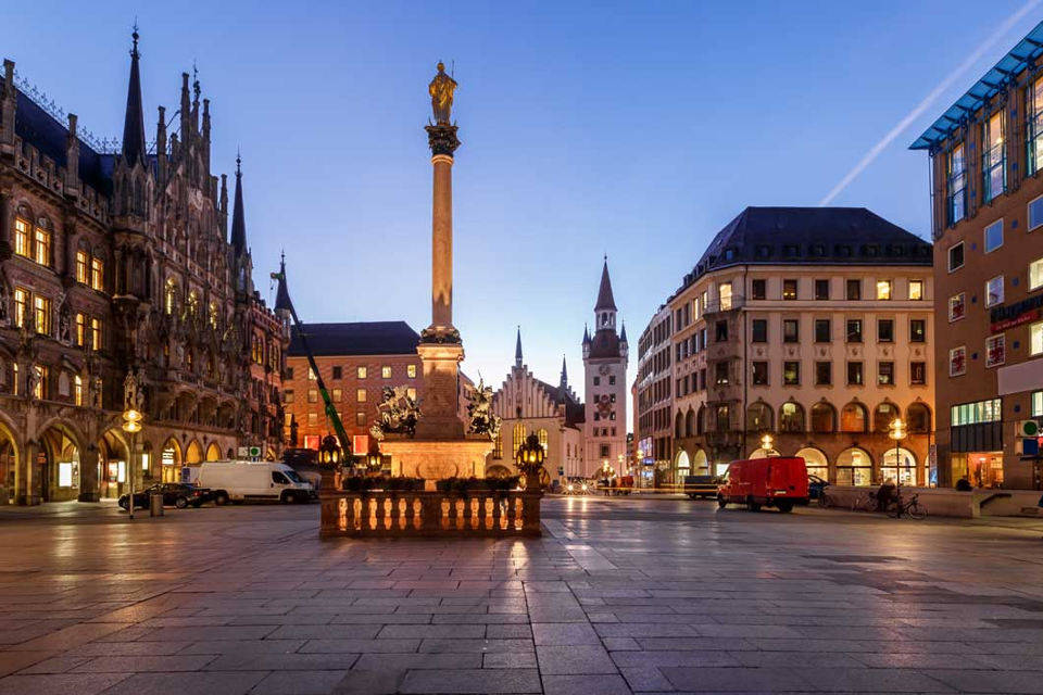 serviced apartments in Munich